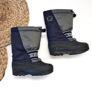 SOREL cub snow boots